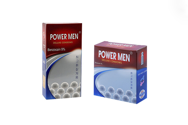 Bcs Power men ngọc trai