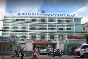 Hình ảnh bệnh viện nguyễn trãi