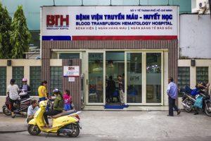 Thông tin chung về Bệnh viện Truyền máu Huyết học TP.HCM