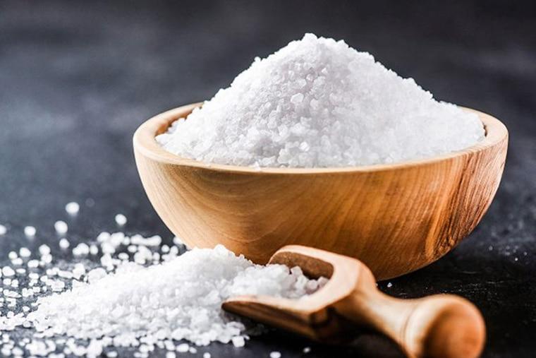 Cách trị hắc lào bằng muối
