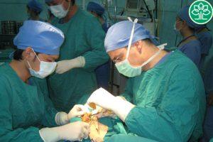 Phẩu thuật cắt amidan