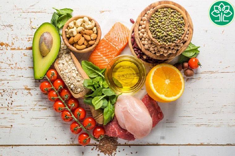 Người bệnh cần xây dựng một chế độ ăn khoa học và dinh dưỡng