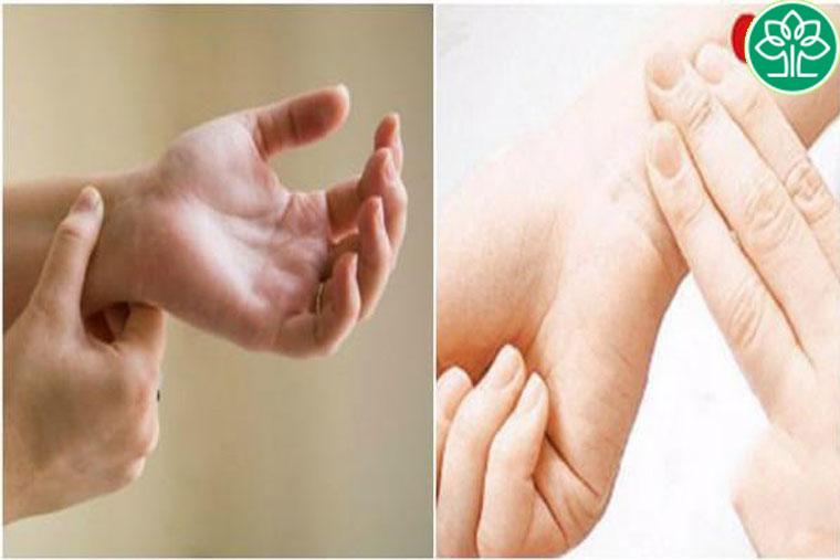 Bấm cổ tay là phương pháp điều trị nhiều bệnh hiệu quả
