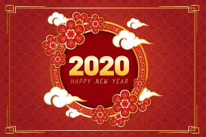 Trung Tâm Đông Y Chân Nguyên Chúc Mừng Năm Mới 2020
