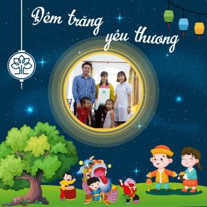 GĐ Đặng Duy Linh và Bác Sĩ Nguyễn Thị Phượng tặng quà cho các bệnh nhân thăm khám tại trung tâm