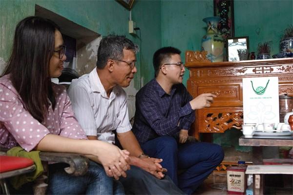 Ông ngoại cháu Nguyễn Thị Phượng