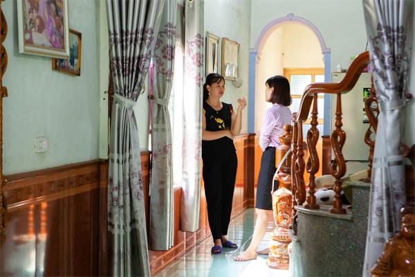 Ths-Bs Nguyễn Thị Phượng chia sẻ động viên mẹ Kim Ngân