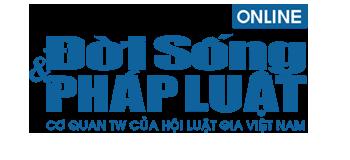 Logo đời sống pháp luật