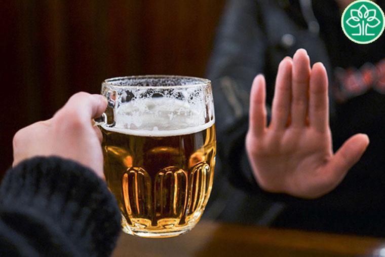 Các loại rượu bia, chất kích thích