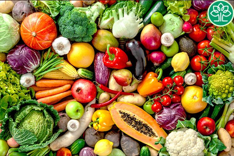 Bổ sung nhiều rau xanh, các loại hạt, quả bơ, giàu dinh dưỡng