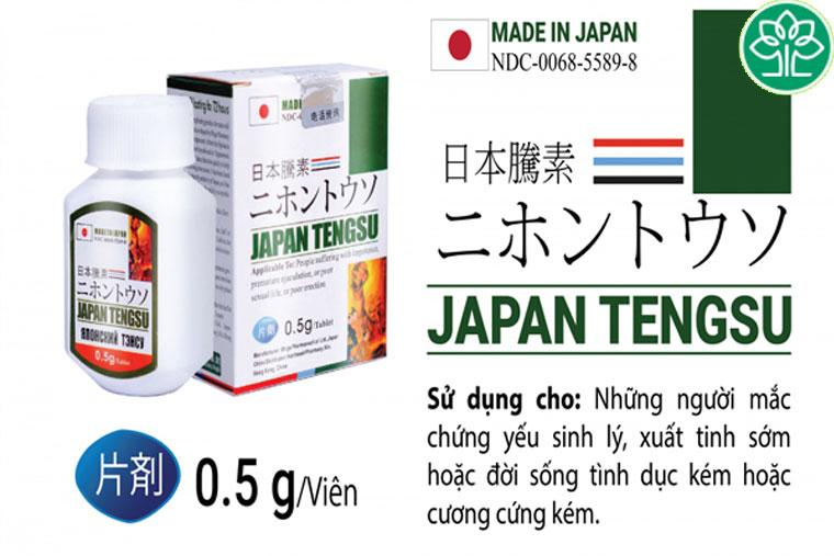 Tác dụng của thuốc tengsu