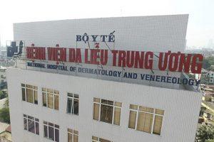 Bệnh viện Da liễu trung ương hỗ trợ điều trị mề đay hiệu quả