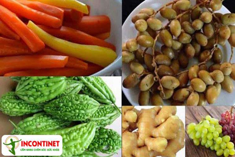 Những thực phẩm tốt cho người bị rối loạn linh nguyệt
