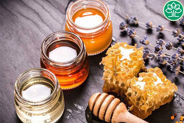 Mật ong sát khuẩn dịu nhẹ, kích thích phụ hồi tổn thương da