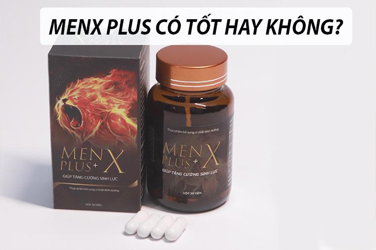 Menx Plus có tốt hay không