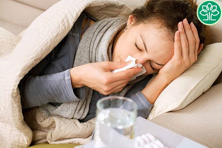 Vi khuẩn hoặc virus cúm cũng gây ho không đờm