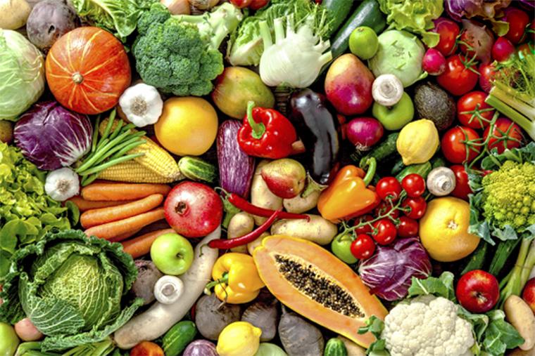 Ăn rau củ quả có thể thúc đẩy quá trình phục hồi bệnh mề đay