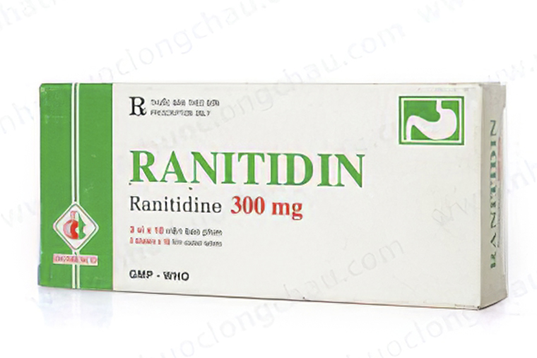 Thuốc Ranitidin có thể gây ra tác dụng phụ