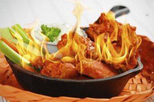 Bị rụng róc nên hạn chế ăn những thực phẩm cay nóng