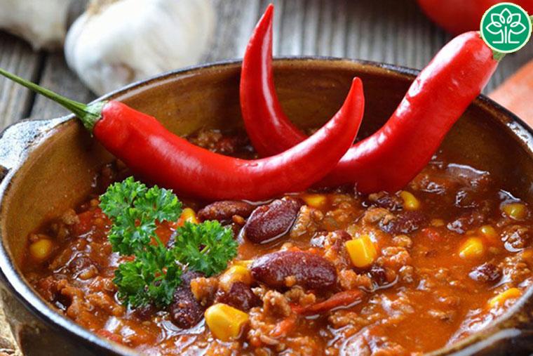 Sau sinh cần kiêng những thực phẩm cay nóng