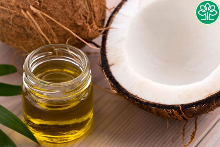 Sử dụng dầu dừa để trị viêm da cơ địa có rất nhiều ưu điểm
