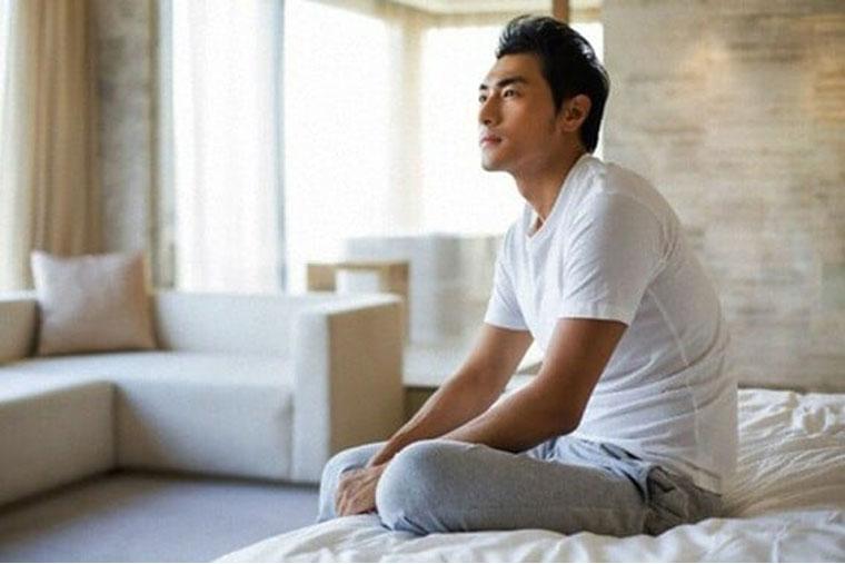 Xuất tinh sớm kéo dài có thể khiến nam giới bị lãnh cảm, ngại yêu