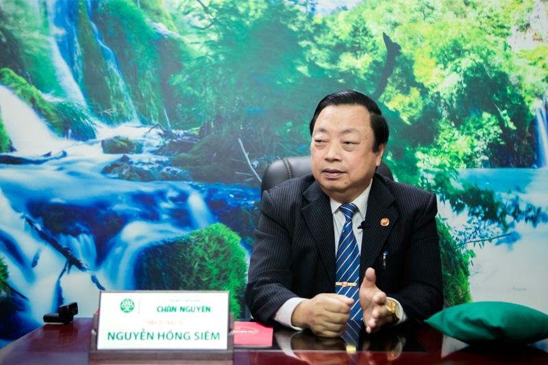 Thầy thuốc nhân dân Nguyễn Hồng Xiêm