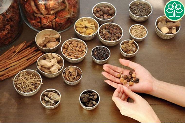 Bài thuốc Đông y chống khuẩn, tiêu độc giúp người bệnh nâng cao khả năng chống viêm nhiễm do viêm da cơ địa