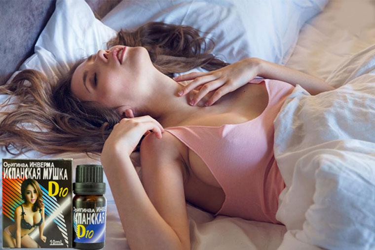 Thuốc kích dục nữ giúp hỗ trợ tình dục sung mãn hơn