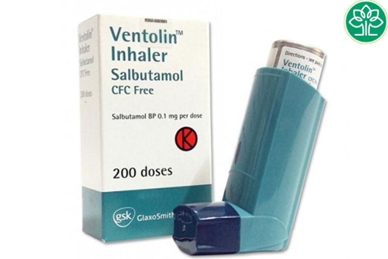 Các thành phần sử dụng trong thuốc xịt suyễn giúp cắt cơn hen nhanh chóng