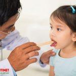Trẻ bị viêm amidan nên ăn gì? Kiêng gì?