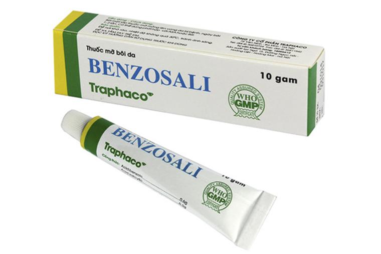 Thuốc bạt sừng cũng là loại bôi ngoài da đạt hiệu quả cao
