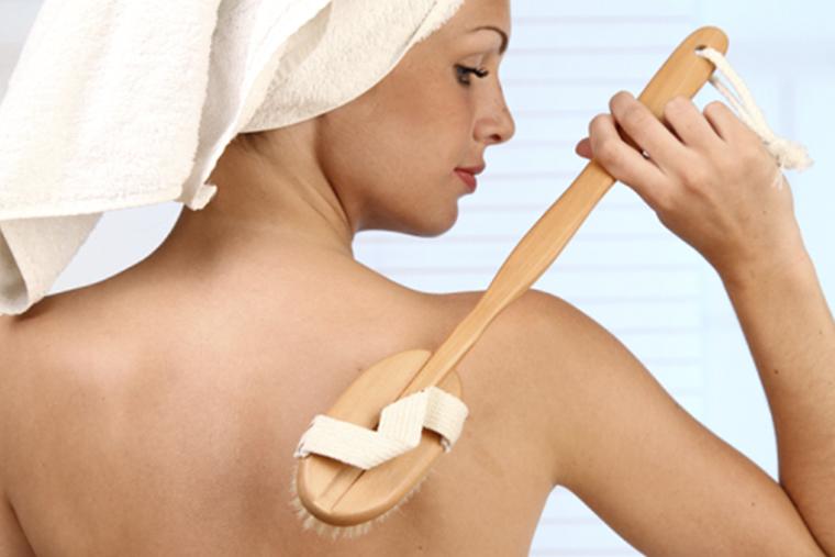 Cần vệ sinh da đúng cách để ngăn ngừa bệnh bùng phát